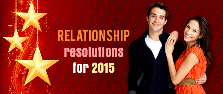 Relationship resolutions for 2015