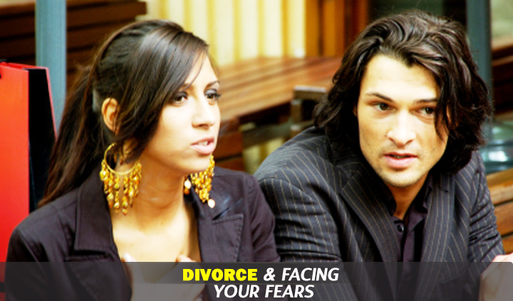 Divorce and facing your fears