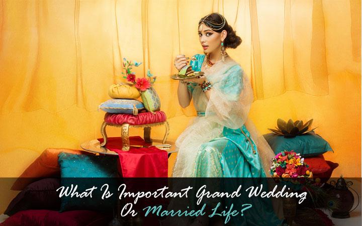 Wedding Or Married Life