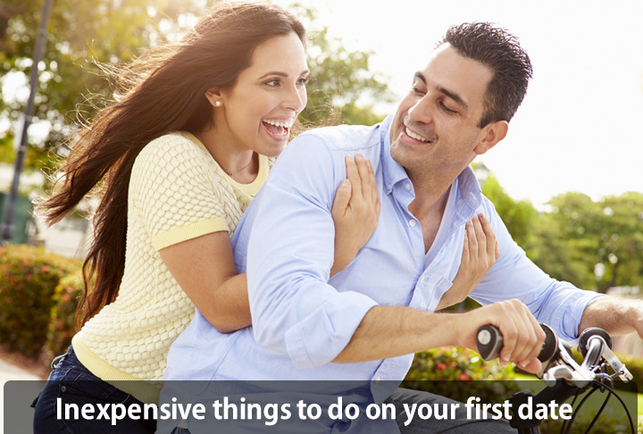 Inexpensive things to do on your first date