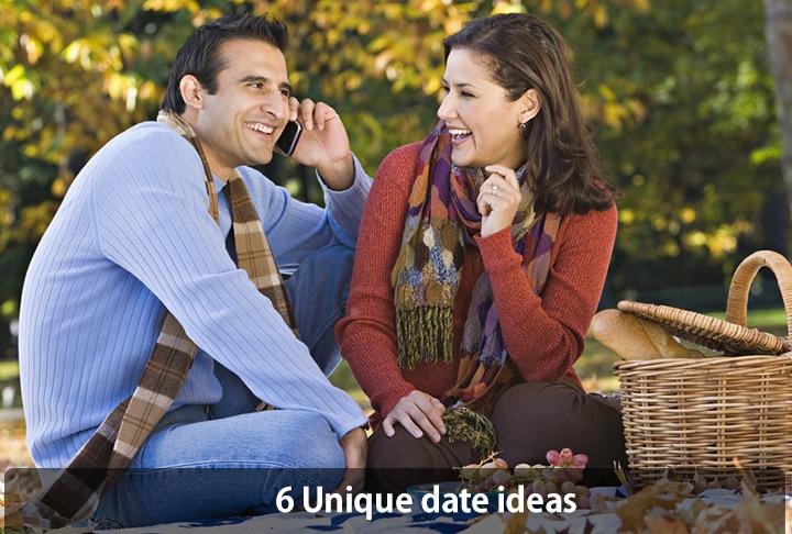 Unique date ideas