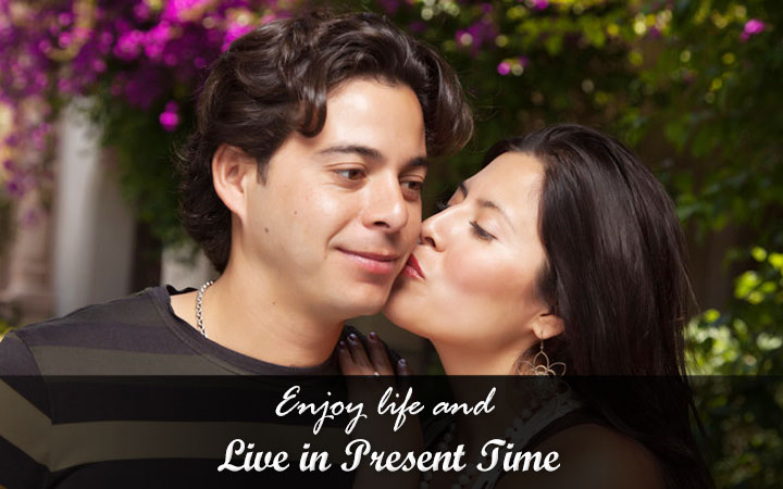 Live in Present Time