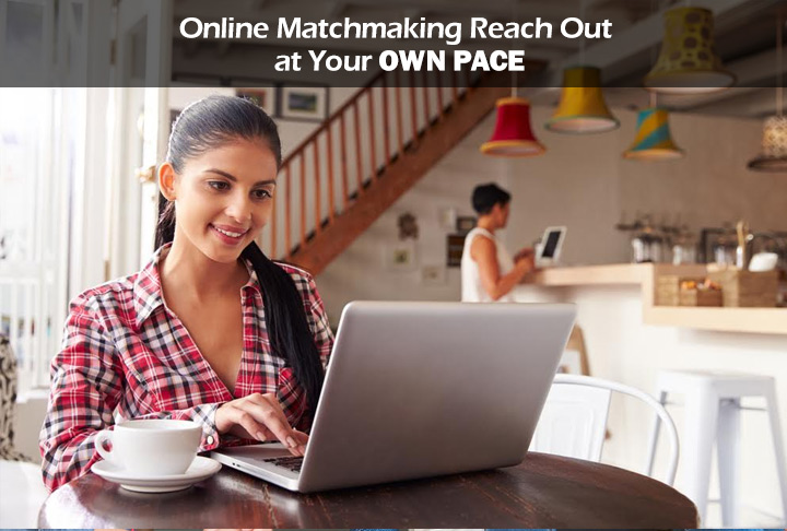 Online Matchmaking Reach Out at Your Own Pace