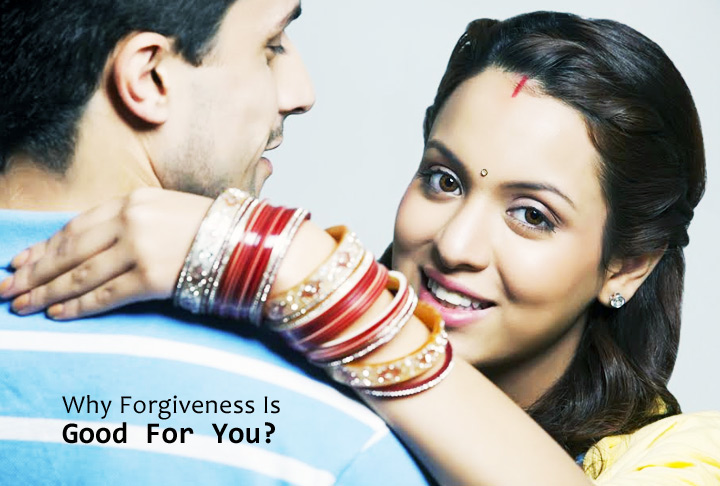 Why Forgiveness Is Good For You?