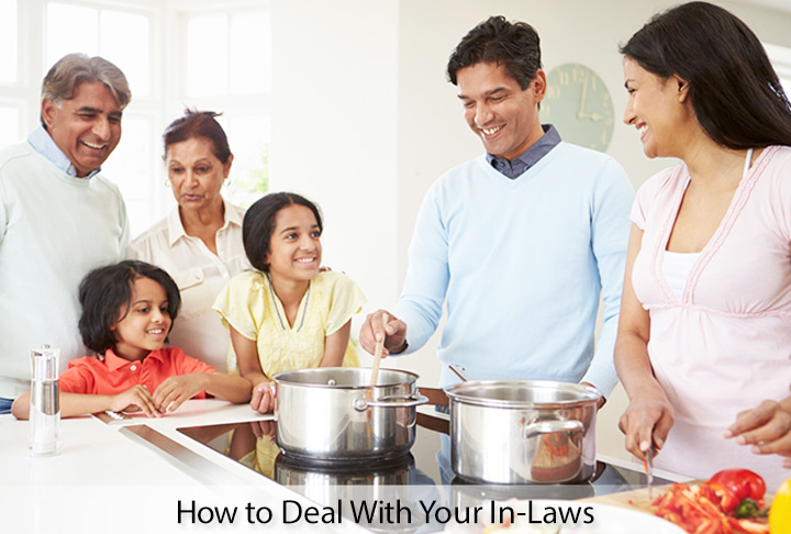 How to Deal With Your In-Laws