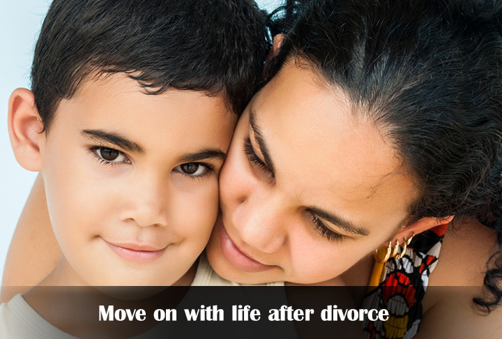 Move on with Life after Divorce