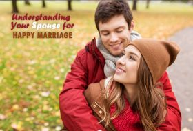 Understanding Your Spouse for Happy Marriage