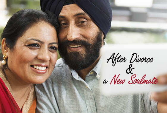 After Divorce and a New Soulmate
