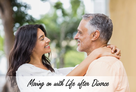 Moving on with Life after Divorce