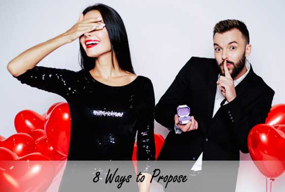 8 ways to Propose