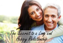 The Secret to a Long and Happy Relationship