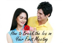 How to Break the Ice on Your First Meeting
