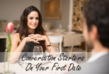 Conversation Starters On Your First Date