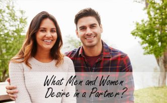 What Men and Women Desire in a Partner?